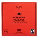 MARKS & SPENCER Herbata na każdy dzień, 80 torebek 250g