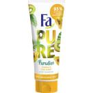 FA Pure Paradise Żel pod prysznic papaia i kiwi 200ml