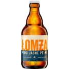 ŁOMŻA Jasne Pełne Piwo (butelka bezzwrotna) 330ml