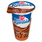 ZOTT Deser z Koroną Z bitą śmietaną czekolada 175g