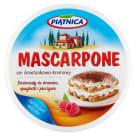 PIĄTNICA Mascarpone 250g