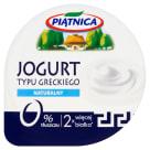 PIĄTNICA Jogurt typu greckiego 0% naturalny 150g