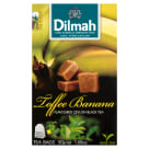 DILMAH Herbata banan-toffi 20 torebek 30g