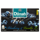 DILMAH Herbata jagodowo-waniliowa 20 torebek 30g