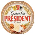 PRESIDENT Ser Camembert z orzechami 120g