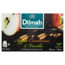 DILMAH Herbata jabłko-cynamon-wanilia 20 torebek 30g