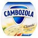 CAMBOZOLA Ser miękki śmietankowy z porostem niebieskiej pleśni 150g
