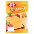 MLEKOVITA Ser Edamski w plastrach 150g