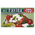 MLEKOVITA Favita Ser sałatkowo-kanapkowy 16% tłuszczu 270g