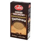 SANTE Cukier trzcinowy nierafinowany Demerara (drobny) 500g