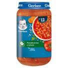 GERBER DoReMi Zupka Zupka pomidorowa z ryżem -  Po 1 roku 250g