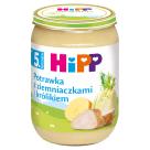 HIPP Potrawka z ziemniaczkami i królikiem - po 5 miesiącu 190g