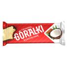 GÓRALKI Wafelek kokosowy - batonik 50g