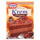 DR. OETKER Krem do tortów i ciast smak czekoladowy 140g