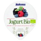 BAKOMA Jogurt BIO Owoce Leśne 140g