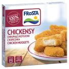 FROSTA Chickensy Chrupiące kotleciki z kurczaka (+sos) mrożone 250g