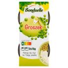 BONDUELLE Groszek konserwowy 2x75g 150g