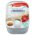 GRAAL Filety bez skóry z makreli w sosie pomidorowym bezglutenowe 110g