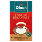 DILMAH English Breakfast Tea Herbata liściasta czarna 125 g