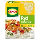 CENOS Ryż biały długi 400g