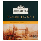 AHMAD TEA Herbata czarna ekspresowa English Tea No.1 100 torebek 1 szt