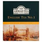 AHMAD TEA Herbata czarna ekspresowa English Tea No.1 100 torebek w kopertach aluminiowych 1szt