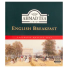 AHMAD TEA Herbata czarna ekspresowa English Breakfast 100 torebek 1 szt