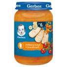 GERBER OBIADEK Delikatny indyk w pomidorach - Po 6 miesiącu 190g