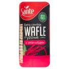 SANTE Wafle ryżowe z amarantusem 110g