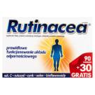 RUTINACEA COMPLETE Suplement diety 90 tabletek + 30 gratis 1szt