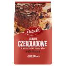 DELECTA DUŻA BLACHA Ciasto czekoladowe 670g