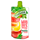 TYMBARK Mus 100% truskawka jabłko banan marchew 120g