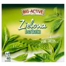 BIG-ACTIVE Herbata zielona Gunpowder 40 torebek 72g