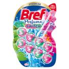 BREF Perfume Switch Zawieszka do WC - Zielone jabłko-Lilia wodna 2x50g 1szt