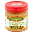 PRIMAVIKA Pasta słonecznikowa z pomidorami i bazylią bezglutenowa 160g