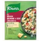 KNORR FIX Makaron kremowe 4 sery z mozarellą 48g