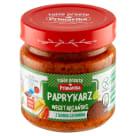 PRIMAVIKA Paprykarz wegetariański z  quinoą czerwoną bezglutenowy 160g