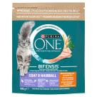 PURINA ONE Coat&Hairball Karma dla dorosłych kotów bogata w kurczaka i ziarna 800g
