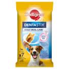 PEDIGREE DentaStix Małe Rasy Przysmak dla Psów (7 sztuk) 110g