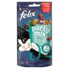 FELIX® Party MIX Przekąska dla kotów o smaku łososia, łososia morskiego i pstrąga 60g