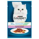 GOURMET Perle Pokarm dla kotów - Dziczyzna z warzywami (saszetka) 85g