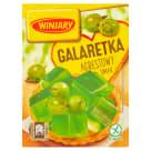WINIARY Galaretka o smaku agrestowym bezglutenowe 71g
