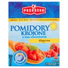 PODRAVKA Pomidory krojone 390g