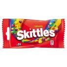 SKITTLES Fruits Cukierki do żucia owocowe - saszetka 38g