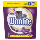 WOOLITE Black Darks Denim Kapsułki do prania 28 szt. 616 g