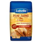 LUBELLA Pełne Ziarno Mąka pełnoziarnista 3 zboża do wypieku chleba 1kg