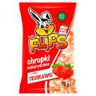 FLIPS Chrupki kukurydziane o smaku truskawkowym 70g
