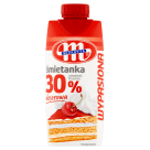 MLEKOVITA Wypasiona Śmietanka 30% 330ml