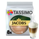 TASSIMO Jacobs Latte Macchiato Kawa w kapsułkach 264g