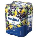 WARKA Radler Piwo bezalkoholowe Jabłko i Mięta 4x500ml 2l